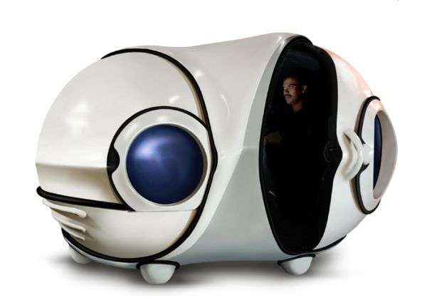 Immersive Entertainment Pods
