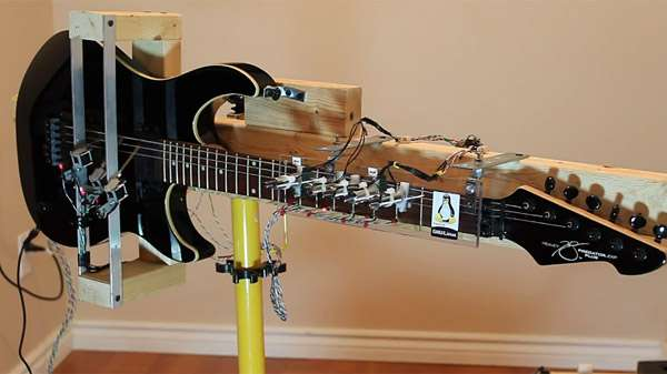 Robotic Music Bands