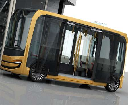 Air-Purifying Buses