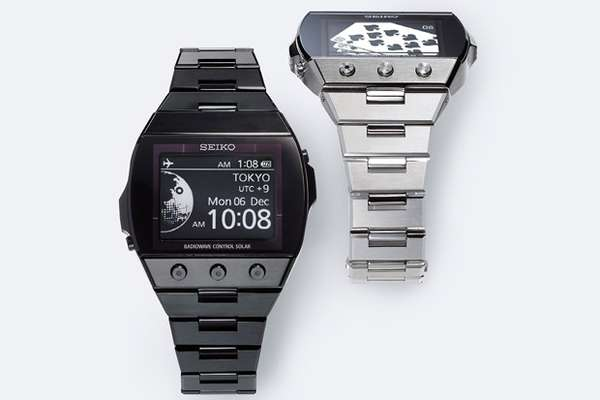 Sharp Sleek Timepieces