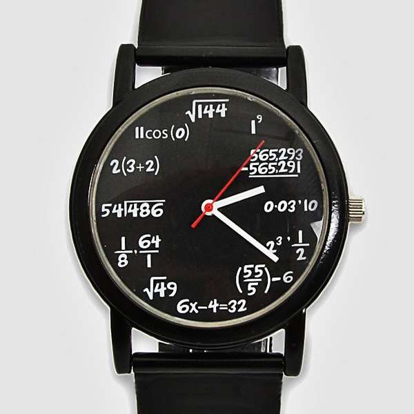 Mathematical Timepieces