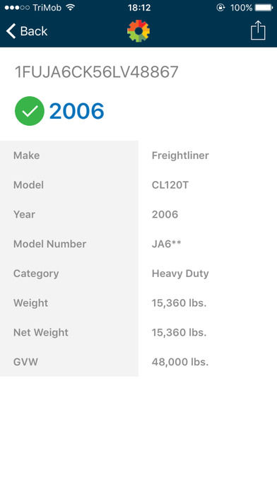 Heavy Equipment Verification Apps