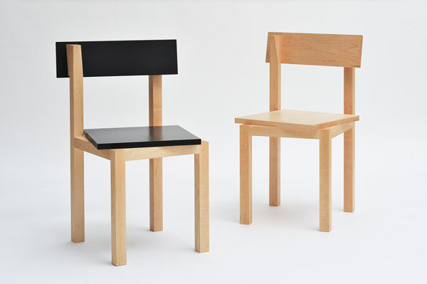 Slightly Off-Kilter Chairs