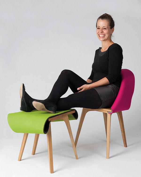 Vibrant Ergonomic Chairs