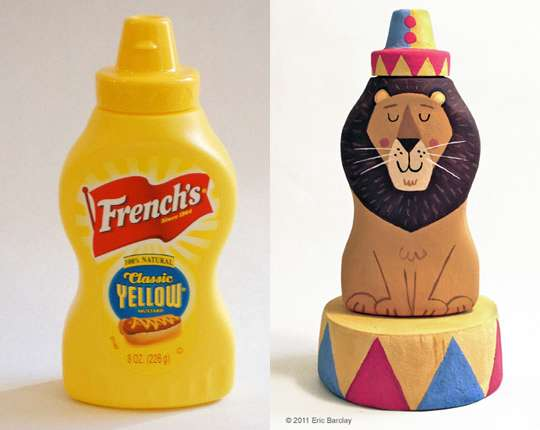 Custom Condiment Creations