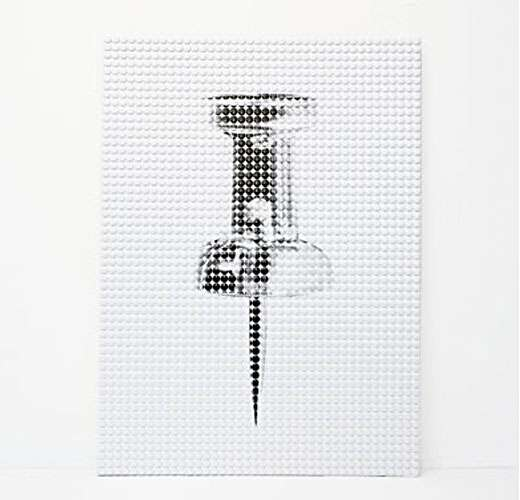 Pin Pop Art