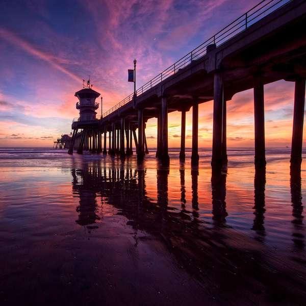 Brilliant Oceanview Sunsets