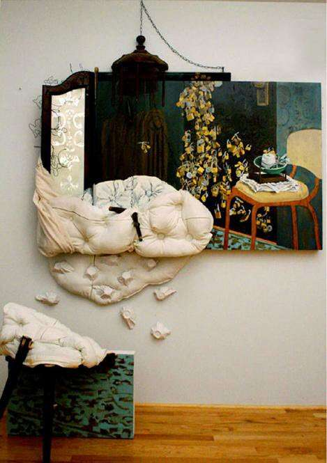 Sculptured Paintings