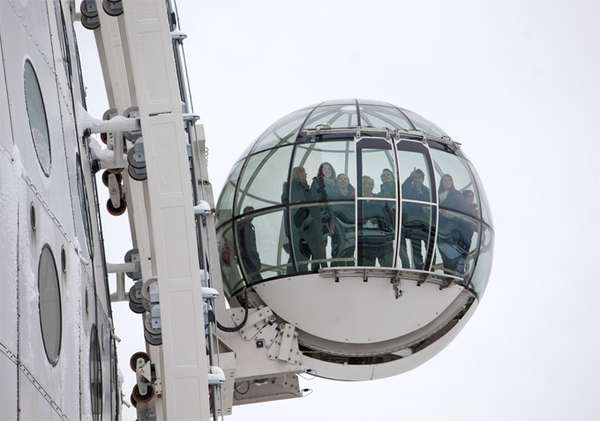 Ericsson Globe SkyView