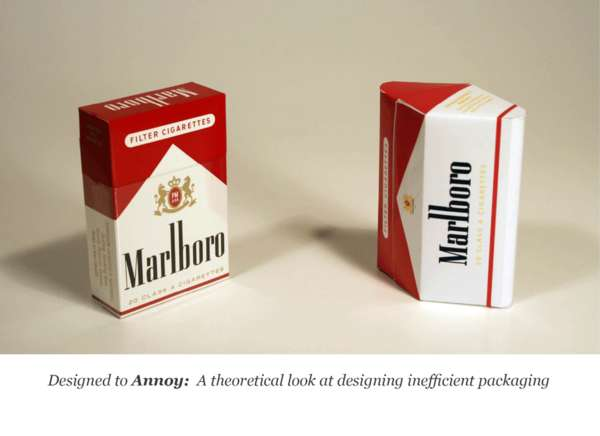 Inefficient Tobacco Designs
