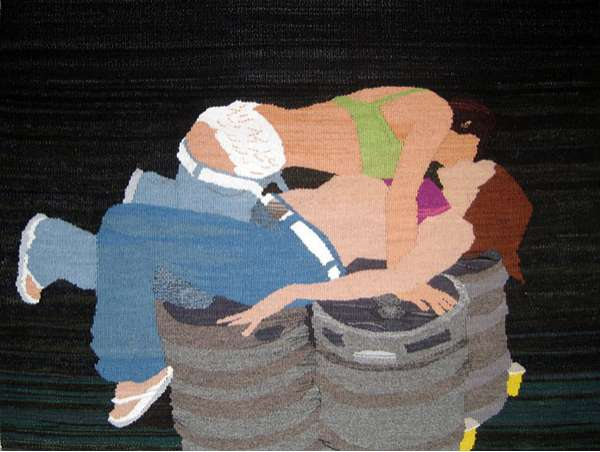 Embarrassing Embroidered Art