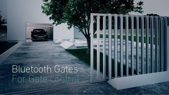 Smartphone-Connected Garage Openers