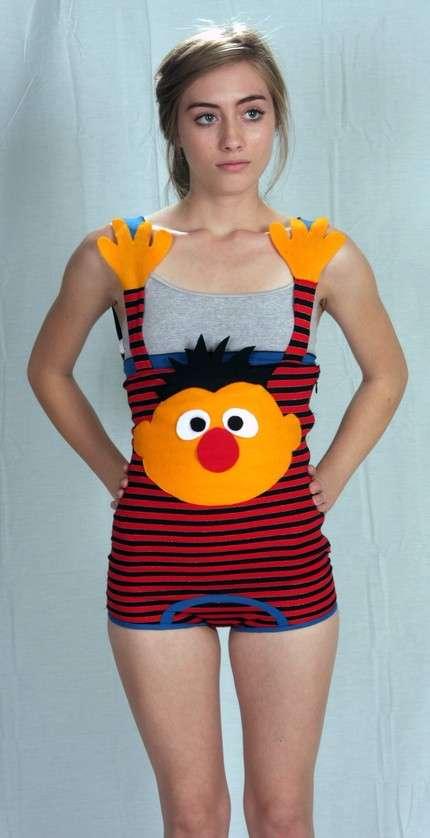 'Sesame Street' Style