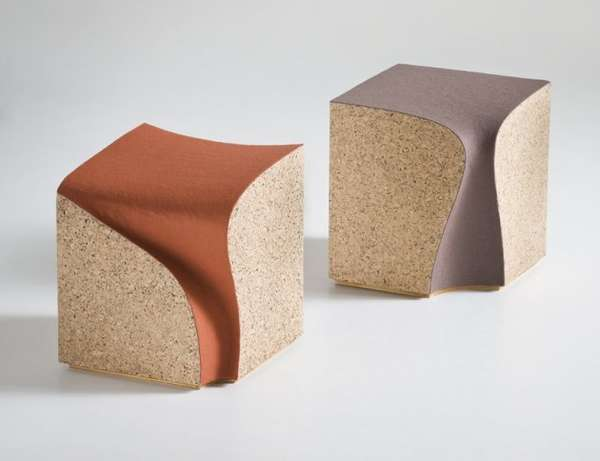 Smooth Cork Seating