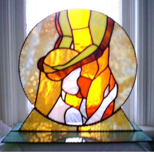 Naughty Stained Glass