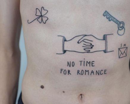 Subtle Erotic Tattoos
