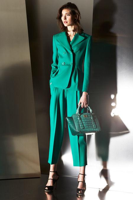 Striking Emerald Apparel