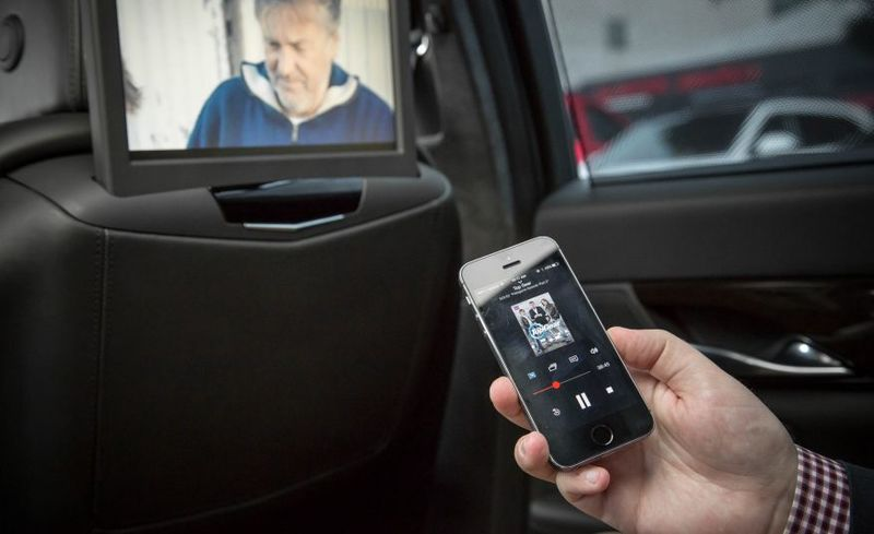 In-Car Video Streaming