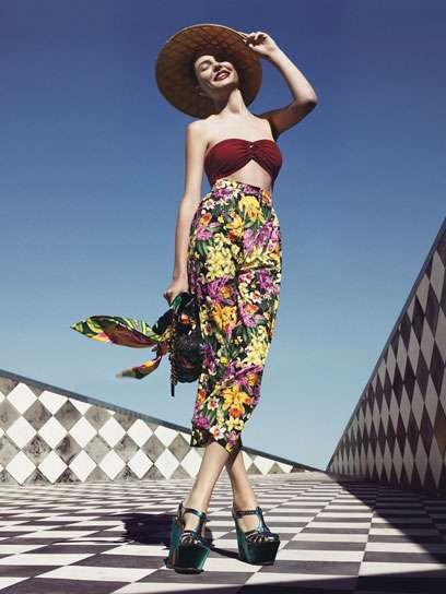 Resort-Ready Fashiontography