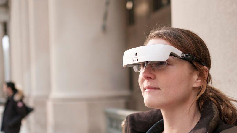 Vision-Restoring Visors