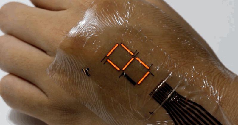 Wearable Electronic Sensors : e-skin