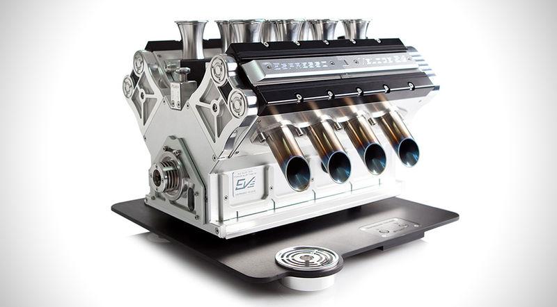 Engine Espresso Machines