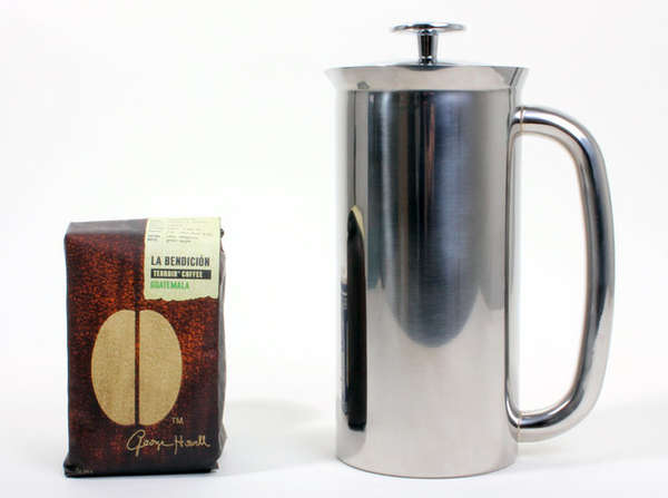 Simplistic Espresso Brewers