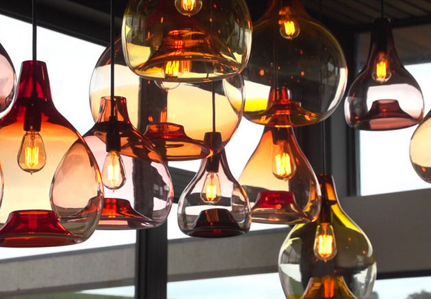 Art Glass Lighting