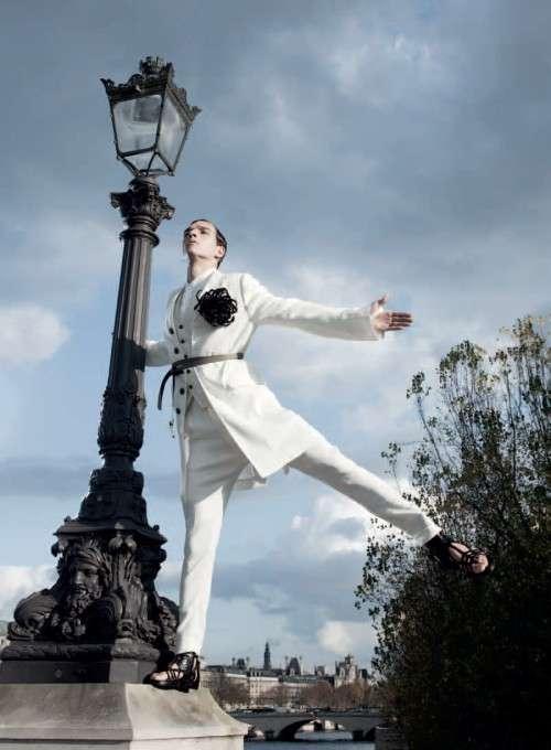 Parisian Men Pictorialls