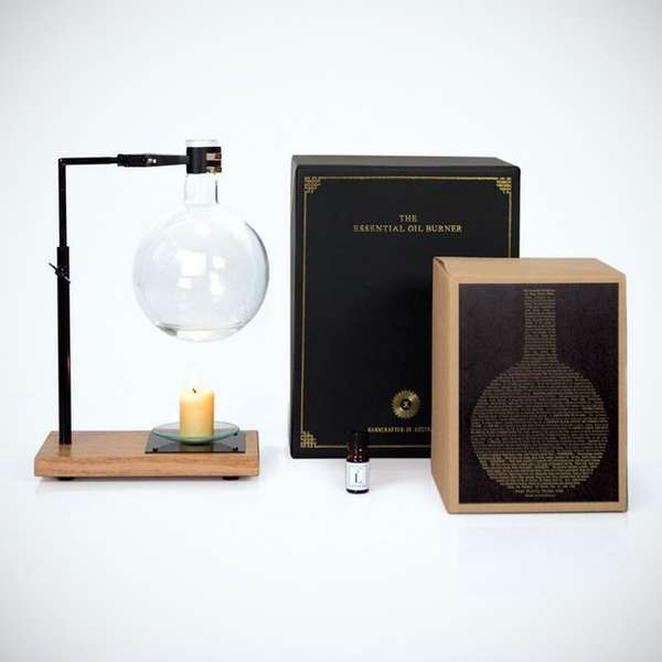 Scientific Aroma Therapy Diffusers