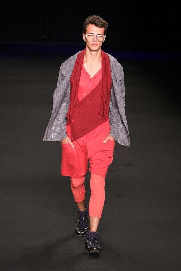 Luxuriously Laid-Back Menswear