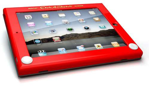 Etch A Sketch iPad