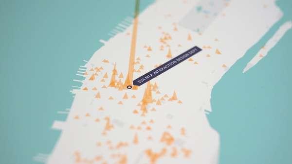 Social Media Exploration Maps