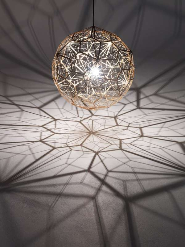 Prismatic Latticed Lighting