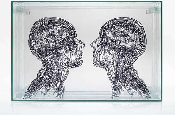 Carved MRI Portraits