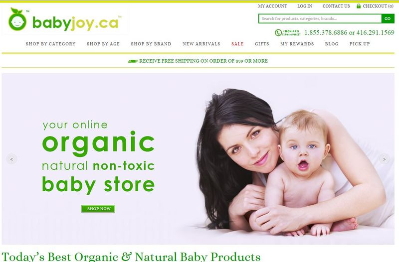 Ethical Baby Care Retailers