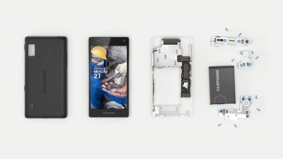 Eco-Friendly Modular Phones