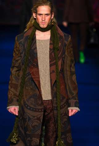 Layered Bohemian Menswear