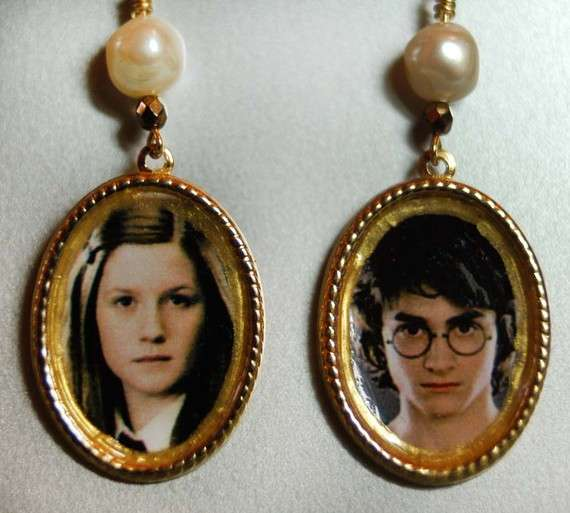 Wizardly Victorian Jewelry