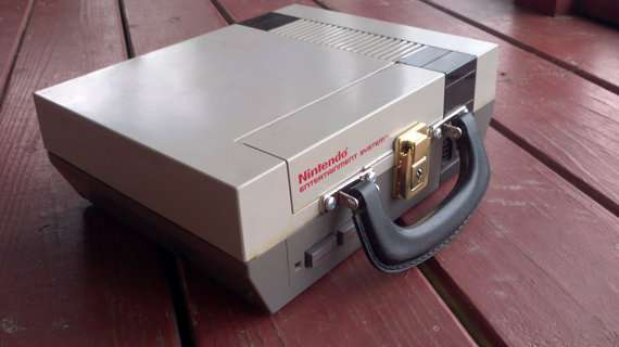 Etsy NES Lunch Box