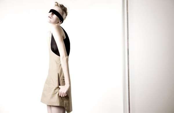 Brilliant Blindfolded Fashion