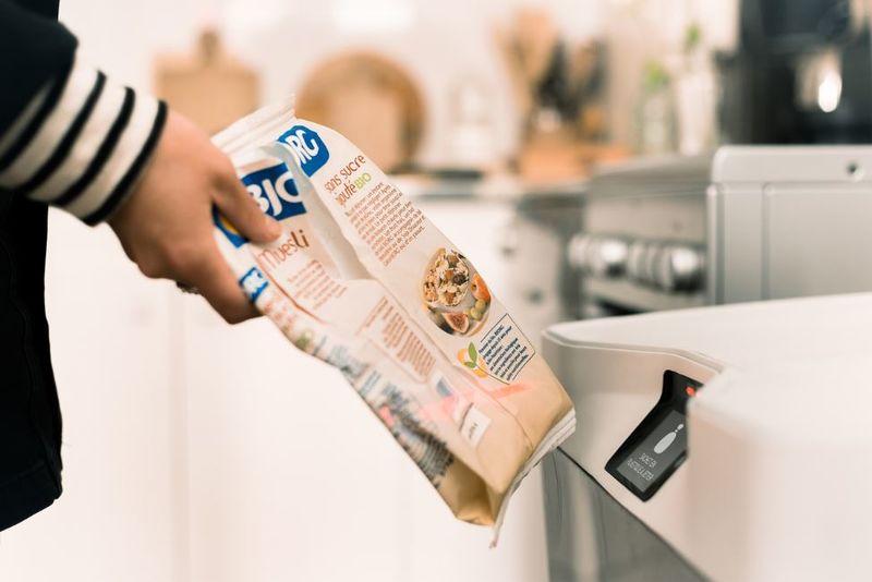 Smart Recycling Bins