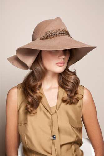 Chic Birdy Hats
