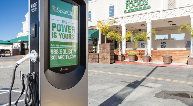 Free Electric Car Charging