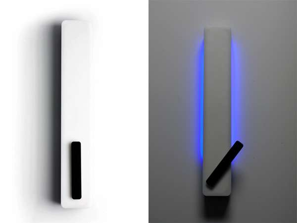 Minimalist Glowing Timepieces