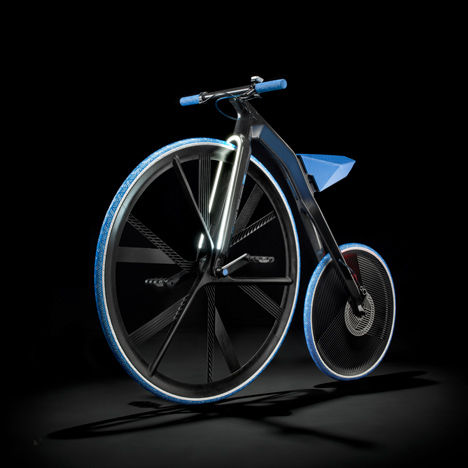Electric-Powered Velocipedes