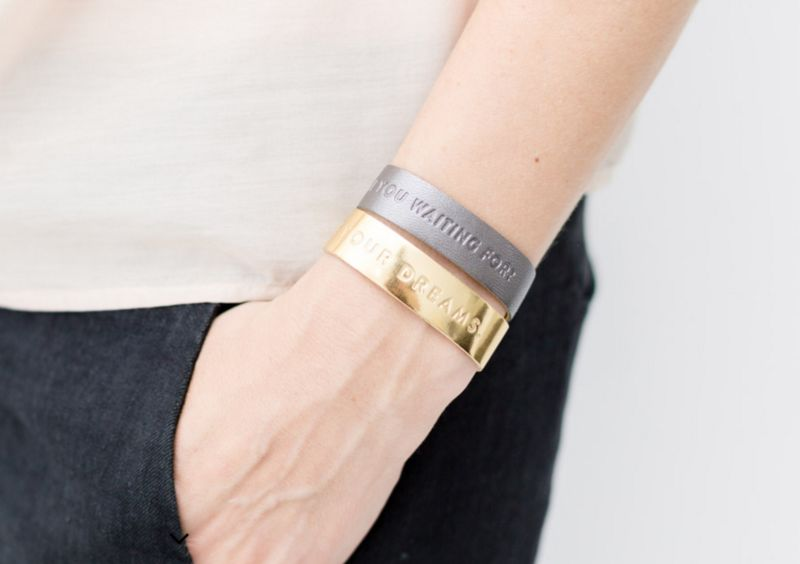 Fashionable Event Wristbands