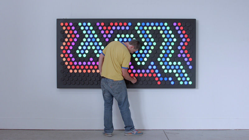 Illuminating Disc Panels