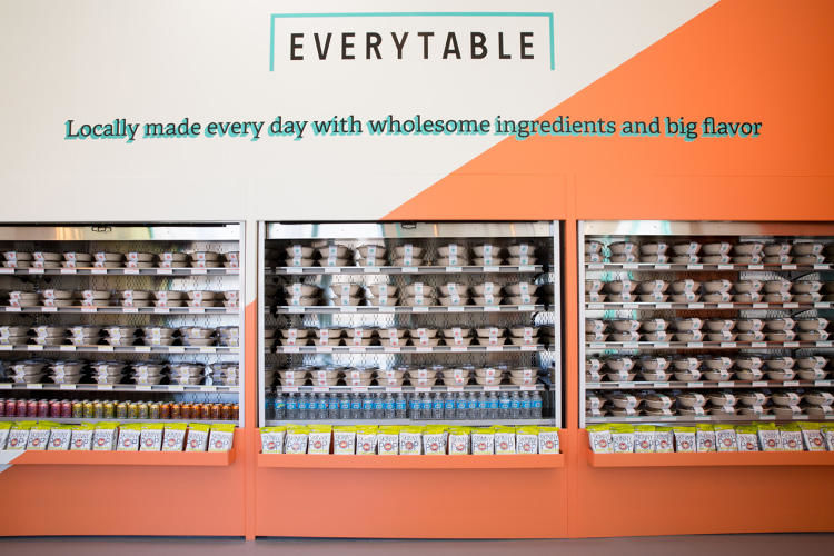 Affordable Health Food Chains