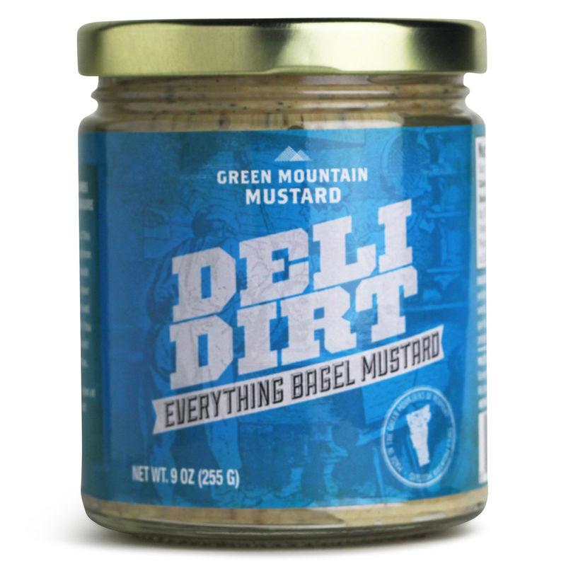 Everything Bagel Mustards